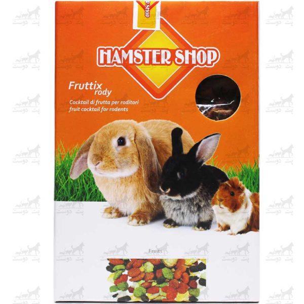 غذای-مخلوط-خرگوش-و-خوکچه-هندی-بدون-تخمه-برند-همسترشاپ