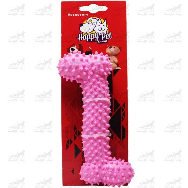 اسباب-بازی-دندانی-طرح-استخوان-مدل-1411---صورتی