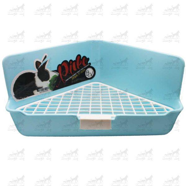 سینی-دستشویی-خرگوش-برند-Picko-آبی