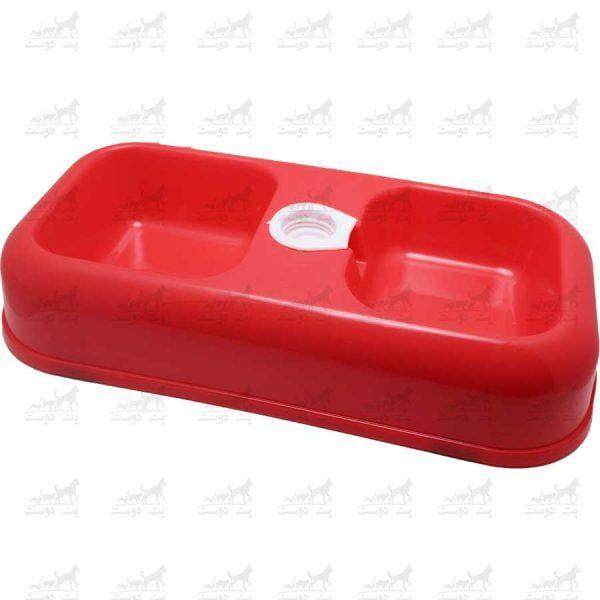 ظرف-دوقلو-مخزن-دار-شیلا-قرمز