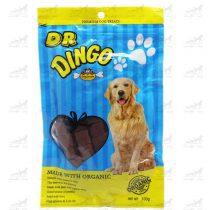 تشویقی-ارگانیک-سگ-مکعبی-طعم-گوشت-برند-Dr-Dingo