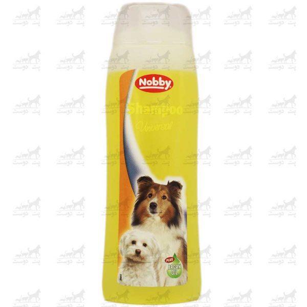 شامپو--Universal-مخصوص-سگ-بالغ-حاوی-روغن-آرگان-برند-Nobby