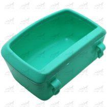 ظرف-آب-و-غذا-قابل-اتصال-به-بدنه-قفس-کد-355---سبز