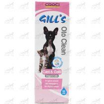 قطره-پاک-کننده-و-ضد-عفونی-کننده-گوش-سگ-و-گربه-Oto-Clean-برند-Croci-Gills