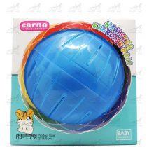 توپ-ورزش-همستر-کد-357-برند-Carno-آبی