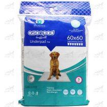 پد ادرار زیر انداز بهداشتی حیوانات خانگی سایز 60*60 برند Asoo Pad