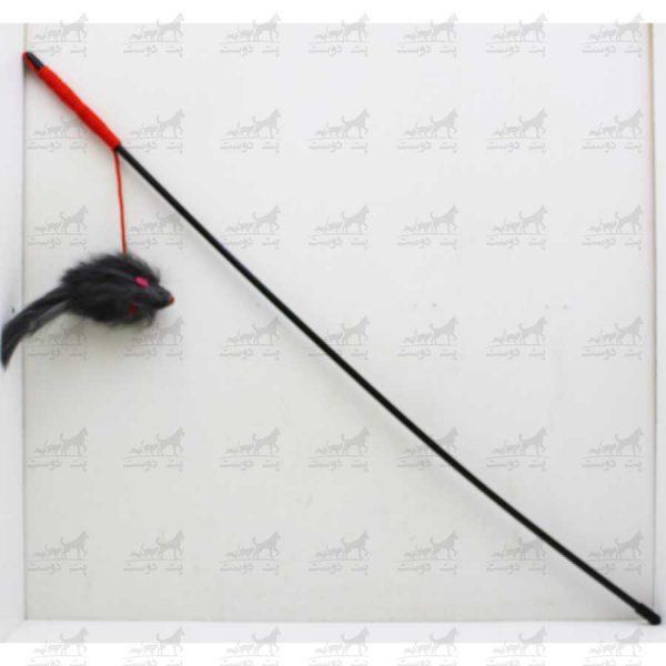 اسباب-بازی-مخصوص-گربه-مدل-موش-دسته-دار-کد-2312-2