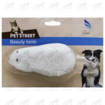 اسباب-بازی-مخصوص-گربه-موش-کوکی-برند-Petstreet-سفید