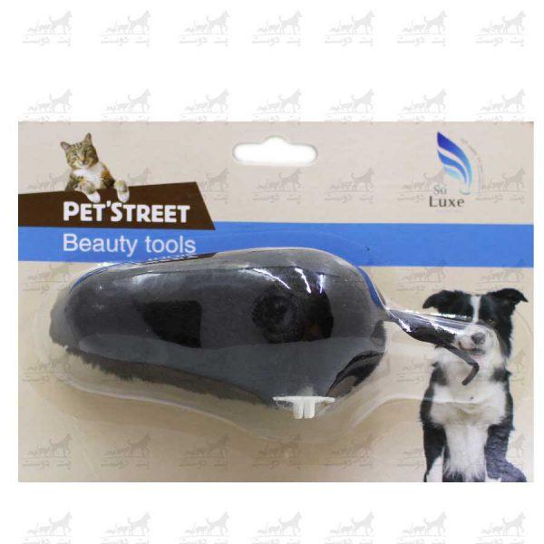 اسباب-بازی-مخصوص-گربه-موش-کوکی-برند-Petstreet-مشکی