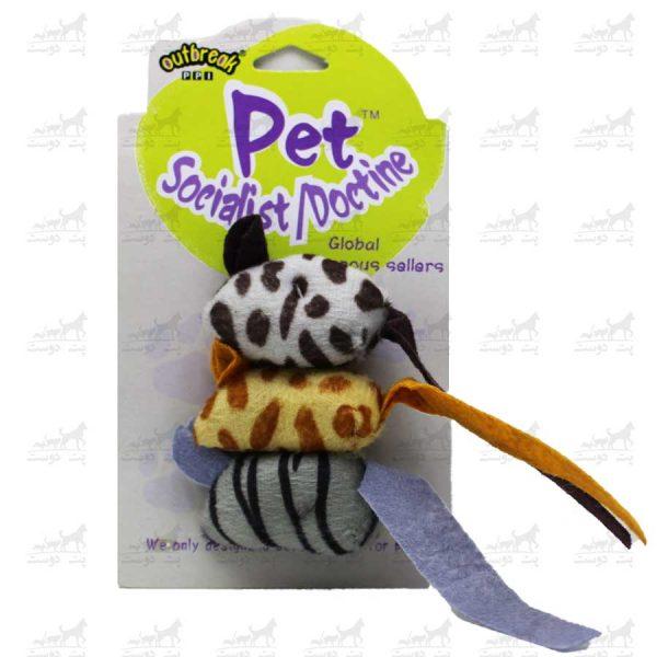 اسباب-بازی-مخصوص-گربه-موش-3-عددی-کد-2316