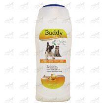 شامپو-Buddy-مخصوص-سگ-و-گربه-به-همراه-آلوئه-ورا-برند-Hygea-Natural-عسل