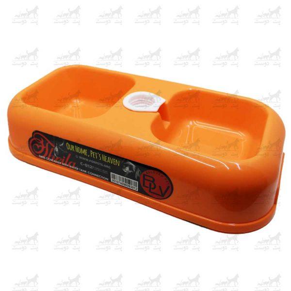 ظرف-دوقلو-مخزن-دار-مربعی-کد-1313-نارنجی