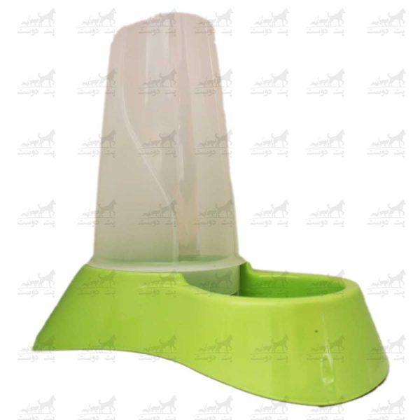 ظرف-غذای-اتوماتیک-پلاستیکی-کد-1318-سبز