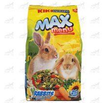 غذای-مخلوط-خرگوش-مدل-Max-Menu-برند-KIKI