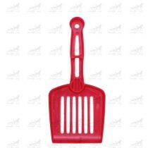 بیلچه-مخصوص-نظافت-حیوانات-خانگی-طرح-مشا-قرمز
