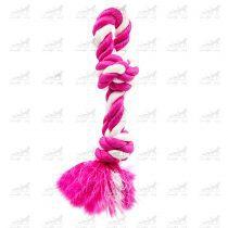 اسباب-بازی-طناب-2-گره-برند-Ferdy-کد-1425-صورتی