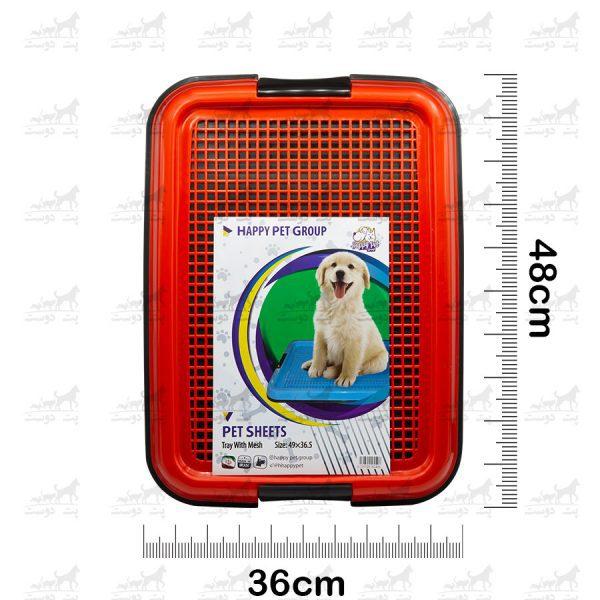 سینی-دستشویی-سگ-برند-هاچیکو-ابعاد