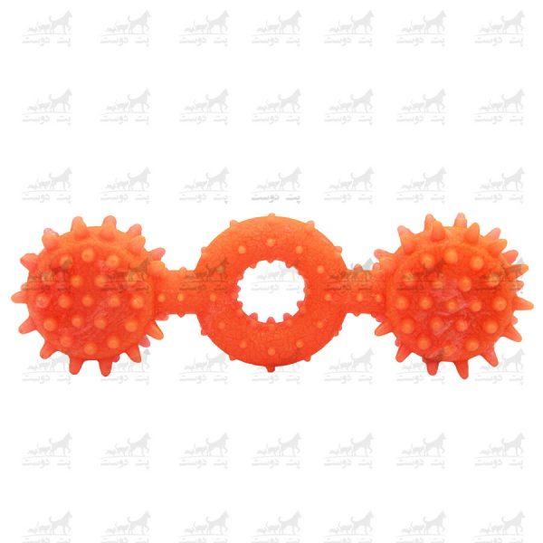 اسباب-بازی-دندانی-مدل-ونوس-کد-1415-نارنجی