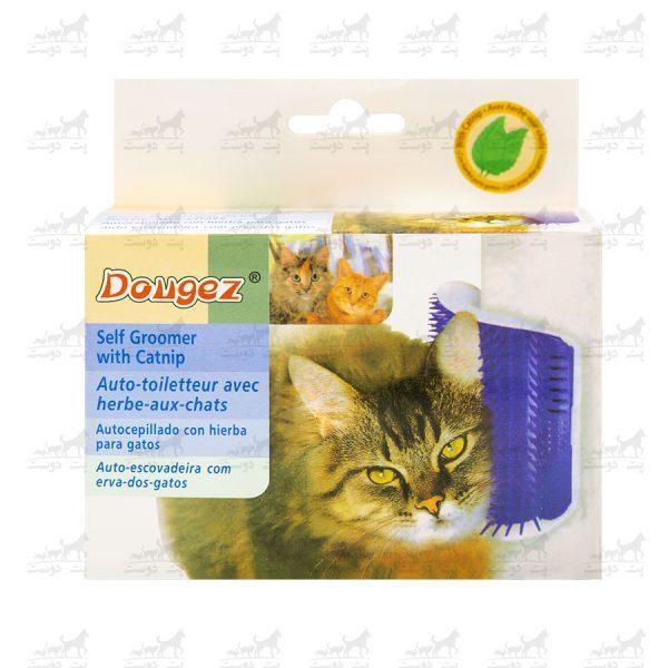 برس-دیواری-کت-براش-گربه-برند-Dougez