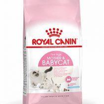 غذای خشک گربه عقیم شده مدل Mother and Baby برند Royal Canin