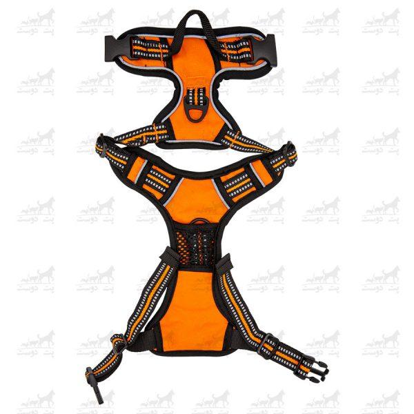 قلاده-کمری-برند-Uspet-کد-1335-نارنجی6
