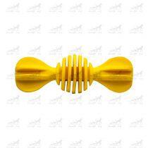 اسباب-بازی-دندانی-طرح-استخوان-شیار-دار-با-محفظه-تشویقی-کد1419-زرد
