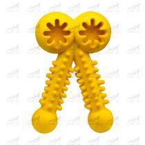 اسباب-بازی-دندانی-طرح-ستاره-با-محفظه-تشویقی-کد1416-زرد