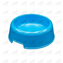 ظرف-آب-و-غذا-پلاستیکی-برای-حیوانات-خانگی-کد-13110-آبی